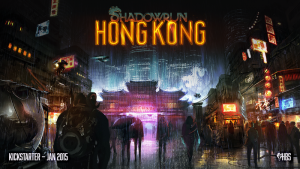 New Shadowrun Game's Setting Revealed to be Hong Kong