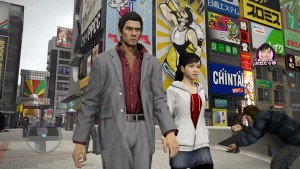 Yakuza 5 Has Been Announced for the West