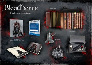 European Bloodborne Collector's Edition and Nightmare Edition are Revealed