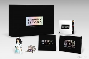 Bravely Second Collector's Edition Detailed, Coming to Japan on April 23