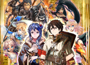 Chain Chronicle is Bringing RPG/Tower Defense Action to iOS, Android