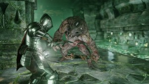 Deep Down Beta Still Coming, For Now Check Out the Green Dungeon