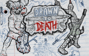 David Jaffe Reveals Drawn to Death, a Doodle-Inspired Multiplayer Shooter