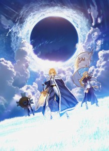MMORPG Fate/Grand Order is Coming to Mobile, Has a Teaser Video