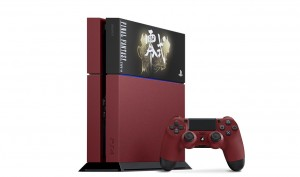 A Limited Edition Final Fantasy Type-0 HD Playstation 4 Bundle is Revealed