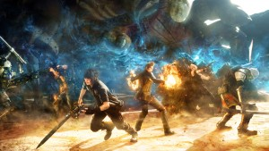 Square Enix is Looking into Developing an Online Final Fantasy XV Spinoff