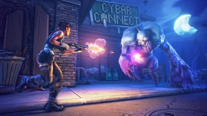 The Playable Alpha for Epic Games' Fortnite is Beginning Today