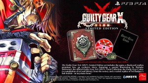 The Guilty Gear Xrd: Sign Limited Edition is Coming on December 23rd