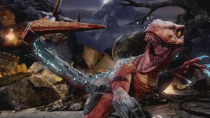 Riptor Returns to Killer Instinct Today, Revel in Her Video