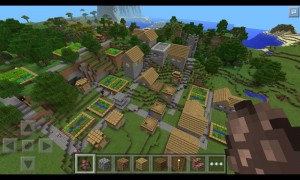 Minecraft Pocket Edition Tunnels Its Way to Windows Phone