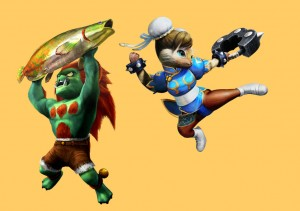Monster Hunter 4 Ultimate is Getting Yet Another Collaboration with Street Fighter II