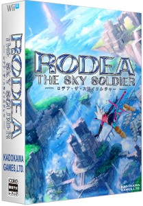 New Snowy Level and Final Box Art for Rodea the Sky Soldier are Revealed