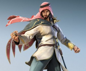 Tekken 7's Arab Combatant is Fully Revealed as Shaheen from Saudi Arabia