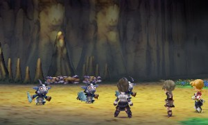 Get a Look at How Battles in The Legend of Legacy Pan Out
