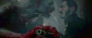 "A Creepy Rendition of ""Silent Night"" Over Game Footage from The Order: 1886"