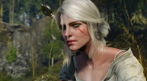 Ciri is the Second Playable Character in The Witcher 3