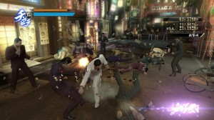 Yakuza 0 Demonstrates Its Possibilities for Violence in a 22-Minute Video