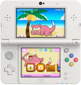 New 3DS Themes for Tomodachi Life, Animal Crossing, and Slowpoke are Here