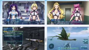 Here's the Teaser Trailer for Cross Ange: Rondo of Angels and Dragons tr. on PS Vita