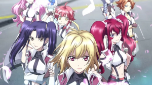 Here's a TV Spot for Cross Ange: Rondo of Angels and Dragons tr. on PS Vita