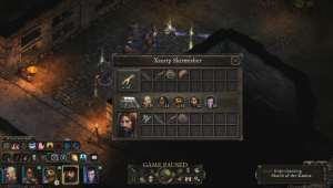 Pillars of Eternity Showcased In New Twitch Video