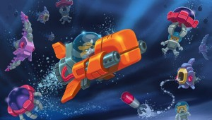 Aqua Kitty: Milk Mine Defender DX Review—Got Milk?