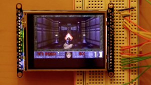 Prepare for the Apocalypse with this Really Tiny PC Running Doom