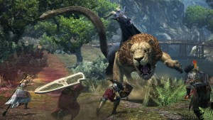 Herein, the First Trailer and Screenshots for Dragon's Dogma Online [UPDATE]