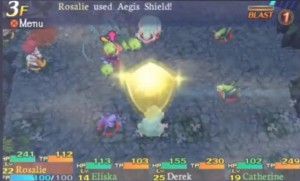 Etrian Mystery Dungeon's Protector Class Finally Gets Its Own Video