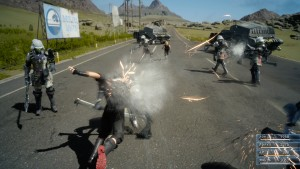 Bits and Pieces and Screenshots of Final Fantasy XV and Type-0 HD