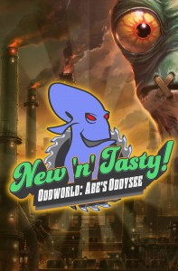 Oddworld: New 'N' Tasty's Launching on the PC, Xbox One and PS3 Soon