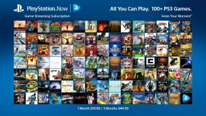 Playstation Now Subscription Program Hitting PS4 with Over 100 Games on January 13th