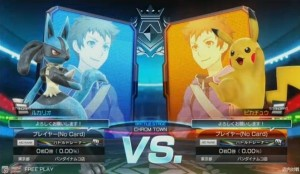 Pokken Tournament Gameplay Reveals Support Pokemon, Power-Up Abilities