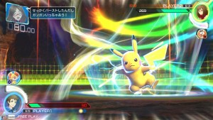 New Gameplay for Pokken Tournament from JAEPO 2015
