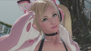 Tekken 7's Lucky Chloe Will Be Coming to North America