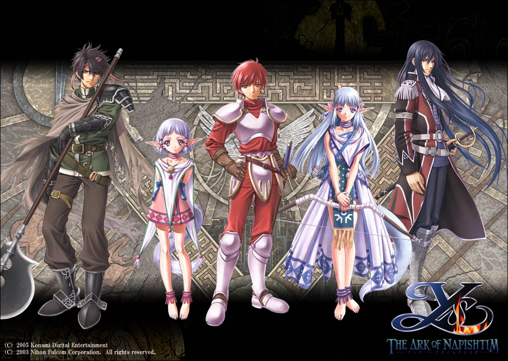 Download YS The Ark of Napishtim PC version