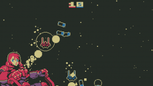 Redshift Blueshift is a Pong-like Shmup with a Face-Melting Soundtrack