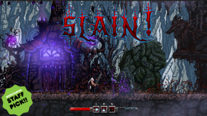 Prepare To Be Slain: Gory Hacking Action Hits Kickstarter