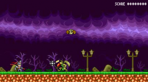 The 404 Page on Platinum Games' Website Has a Game Where You Fight as 8-bit Bayonetta