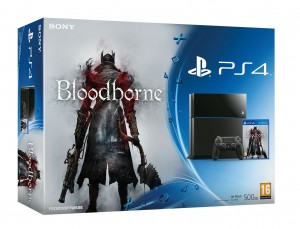 A Bloodborne Playstation 4 Bundle is Revealed for Europe