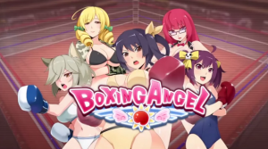 Boxing Angel Lets You Fight Scantily Clad Japanese Highschool Girls in the Ring