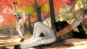 Four Minutes of Raidou and Honoka vs. the Rest of Dead or Alive 5 Last Round