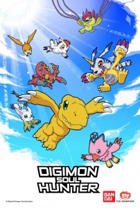 New Digimon Game, Digimon Soul Hunter, is Being Developed for Mobile Devices