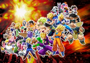 Screenshots and Info for 2D Fighter, Dragon Ball Z: Extreme Butouden