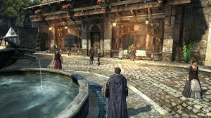 New Screenshots for Dragon's Dogma Online Showcase Its World