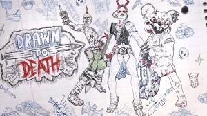David Jaffe's PS4-Exclusive Drawn to Death Will Be Free to Play