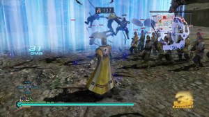 See Two Dynasty Warriors 8: Empires Weapons in Battle