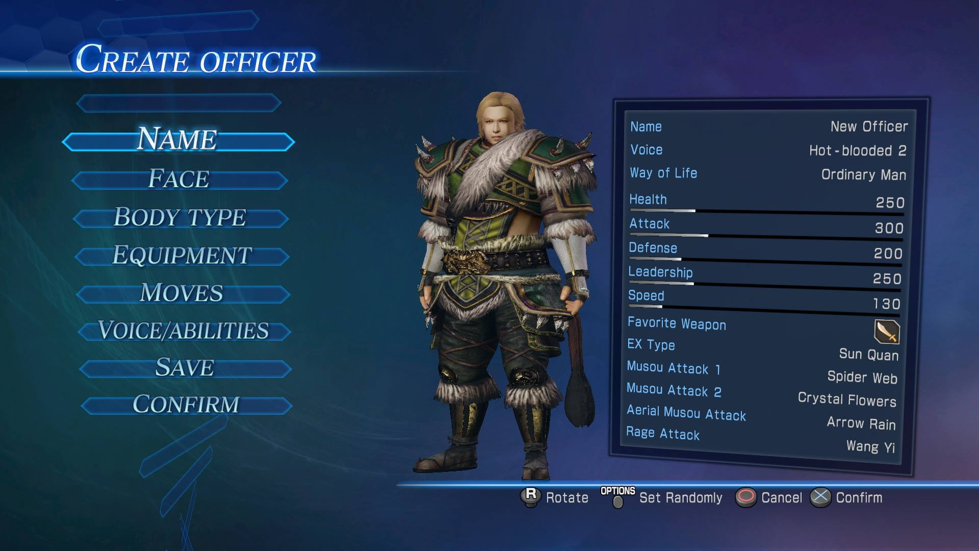 Dynasty warriors 8 empires mod char exploited pic