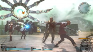 Square Enix Let's Play Final Fantasy Type-0 HD, Demonstrate How Battles Work
