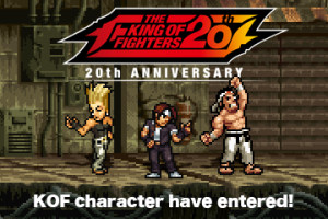 Metal Slug Defense Gets King of Fighters Collab to Celebrate Series' 20th Anniversary